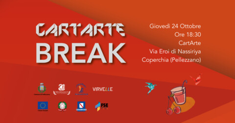 CartArte Break del 24 ottobre