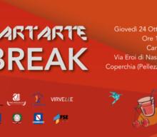 CartArte Break del 24 ottobre
